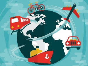 تي شوري للرحلات -  المينى باص